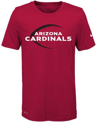 Nike Nfl Legend Arizona Cardinals T-Shirt, Little Boys(4-7) $25 thestylecure.com