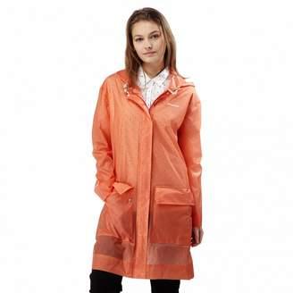 Craghoppers Bright Papaya Tulla Lightweight Waterproof Jacket