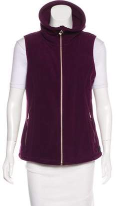 Calvin Klein Zip-Up Fleece Vest