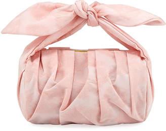 REJINA PYO Nane Satin Top Handle Bag