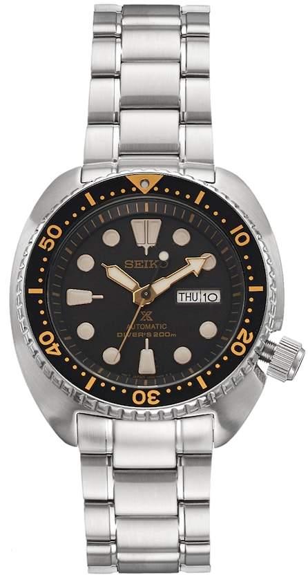 SeikoSeiko Men's Prospex Stainless Steel Automatic Dive Watch - SRP775
