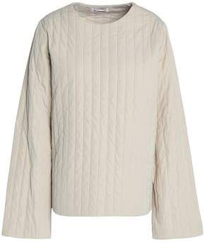 Jil Sander Quilted Shell Top