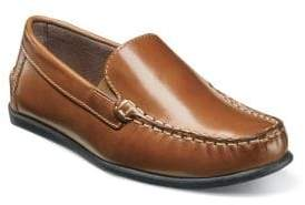 Florsheim Toddler's& Kid's Jasper Venetian Leather Drivers