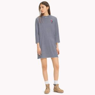 Tommy Hilfiger Jersey Stripe Dress