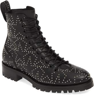 Jimmy Choo Cruz Star Studded Boot