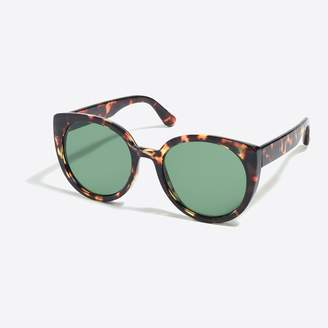 J.Crew Factory Oversized sunglasses