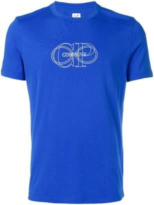C.P. Company logo slim fit T-shirt