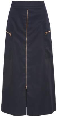 Osman Patch Pocket Skirt