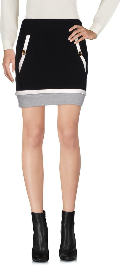 Moschino MOSCHINO COUTURE Mini skirts