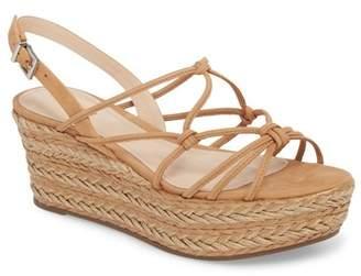 Schutz Latussa Platform Espadrille Sandal (Women)