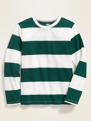 Old Navy Softest Bold-Stripe Long-Sleeve Tee for Boys