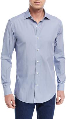 Ermenegildo Zegna Cotton Sport Shirt