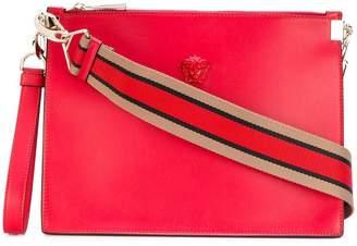Versace Palazzo Medusa wristlet clutch bag
