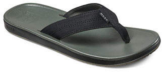 Reef Journeyer Leather Sandals