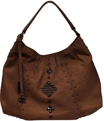 Lucky Brand Dover Leather Hobo Bag