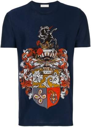 Etro logo crest T-shirt