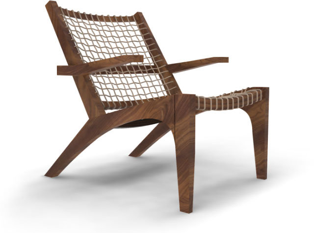 HOM Escape In Style Alkira Accessory Chair