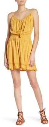 Heartloom Oria Sleeveless Tassel Tie Dress