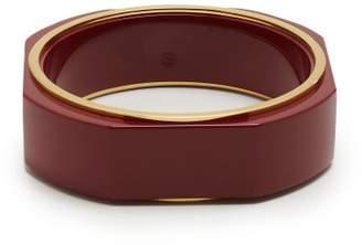 Objet Singulier - Chunky Geometric Bracelet - Womens - Red