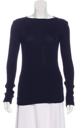 Leroy Veronique Long Sleeve Wool Top