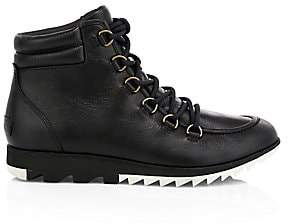 Sorel Women's Harlow Waterproof Leather Boots