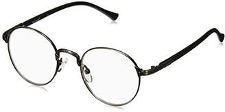 A. J. Morgan A.J. Morgan Unisex-Adult Glib - Power 53703 Round Reading Glasses