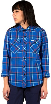 Topo Designs Mountain Plaid Shirt - Women's