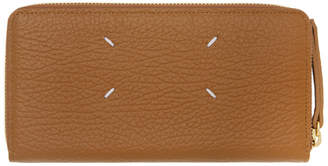 Maison Margiela Brown Long Wallet