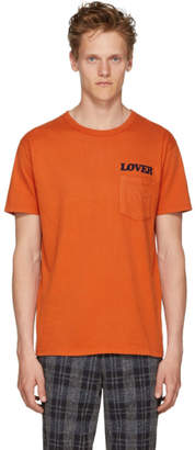 Bianca Chandon Red Lover Pocket T-Shirt