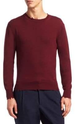 Kent & Curwen Lowry Merino Wool Sweatshirt