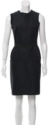 Lanvin Sleeveless Knit Dress