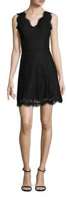Joie Nikolina Lace Dress $298 thestylecure.com