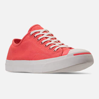 Converse Unisex Jack Purcell Low Top Woven Textile Casual Shoes
