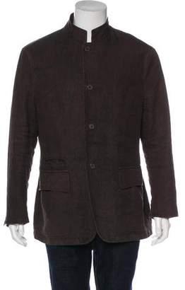 John Varvatos Linen & Wool Jacket