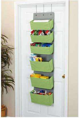 Household Essentials 6-Pocket Over-the-Door Organizer