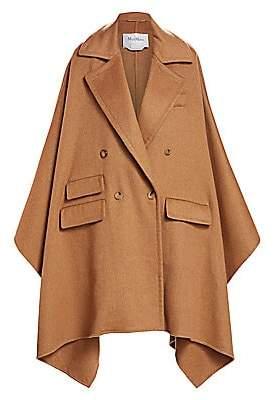 Max Mara Women's Eureka Wool Cape Jacket