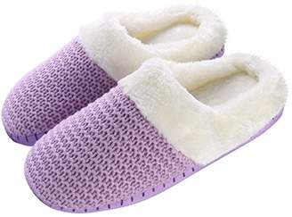 Aerusi Weave Knit Slippers