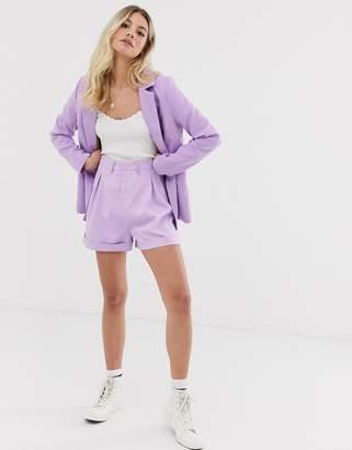 Daisy Street tailored shorts co-ord