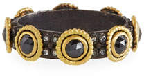 Armenta Old World Diamond & Sapphire Ring