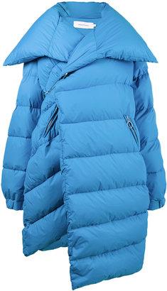 Marques'almeida oversized cutout puffer coat