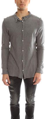 V::room Long Sleeve Wool Shirt
