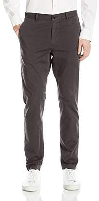 Theory Men's Brewer Soft Sateen Cotton Chino