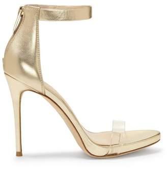 Vince Camuto Imagine Diva – Clear-strap Sandal