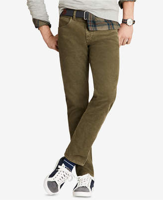 Brooks Brothers Red Fleece Men Slim-Fit Chinos