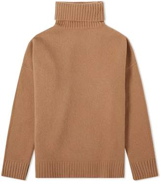 Harmony Windy Roll Neck Knit