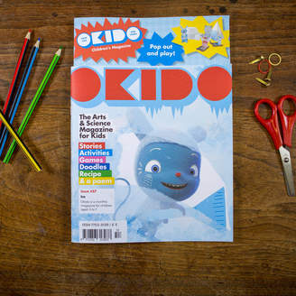 Okido Magazine Issue 57 Ice