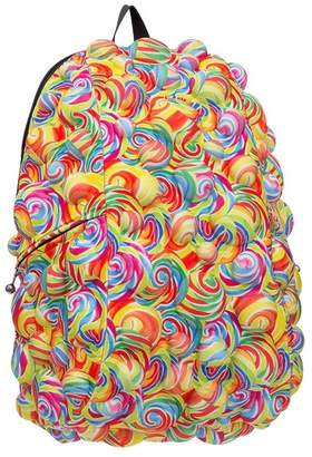 MadPax Bubble Printed 3d Embossed Backpack