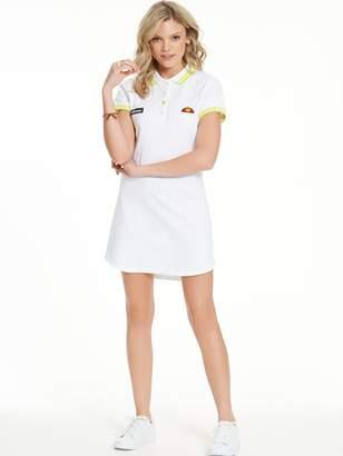 Ellesse Cavulio Dress - White