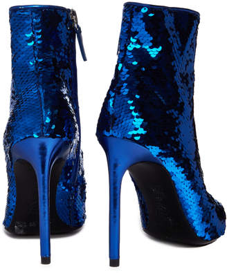 Alice + Olivia CELYN SEQUIN BOOTIE