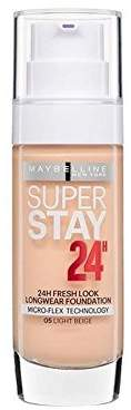 Maybelline SuperStay 24h Liquid Foundation Light 30ml